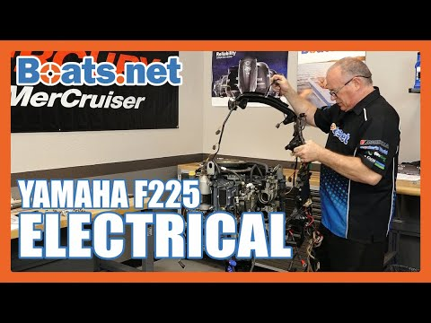 Yamaha F225 Outboard Rebuild Part 1: Electrical | Fuel System | F225 Flywheel Removal | Boats.net