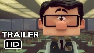 Inner Workings Short Official Trailer #1 (2016) Disney Animated Short Film Movie HD