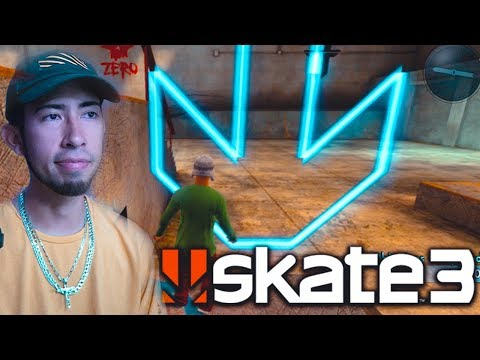 Skate 3 - ROAD TO BEATING THE GAME! | X7 Albert