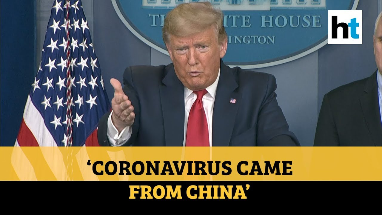 COVID-19 | 'China said our soldiers brought the virus…': Donald Trump on virus' origin