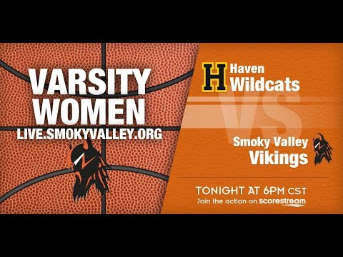 SVHS Women's Varsity Basketball vs Haven