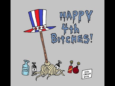 Prank Calls - Happy 4th Of July Bitches - 7/04/2016