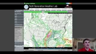 3-23-15 Convective Weather Video Forecast