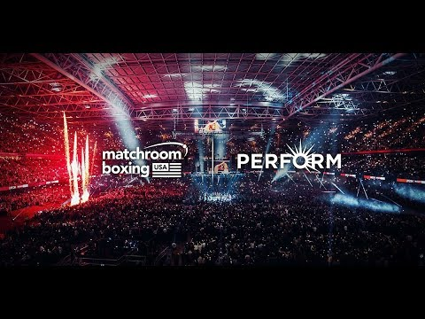 Matchroom Boxing sign $1bn broadcast deal with Perform Group