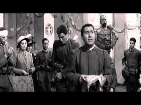 """La Grande Guerra (Mario Monicelli, 1959) con A.Sordi e V.Gassman - """"La colletta"""""""