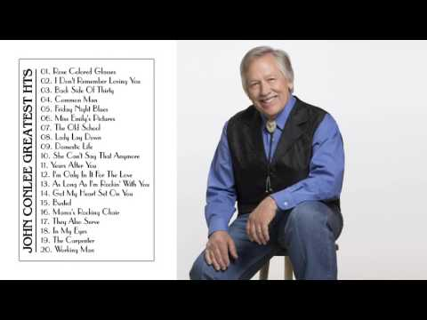 John Conlee Greatest Hits- John Conlee Best Songs