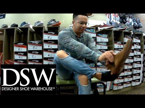 DSW Store Review (men's Shoes)