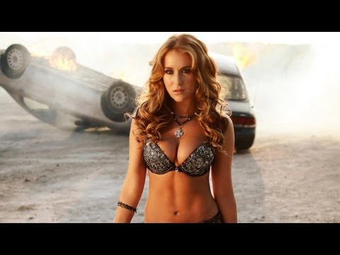 Alexa Vega Talks 'Machete Kills'