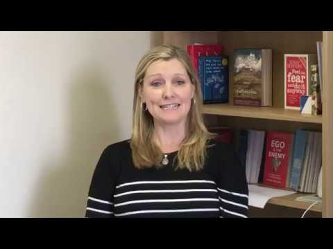 Performance Anxiety With Rachel Whyte, Ki4Life Coaching