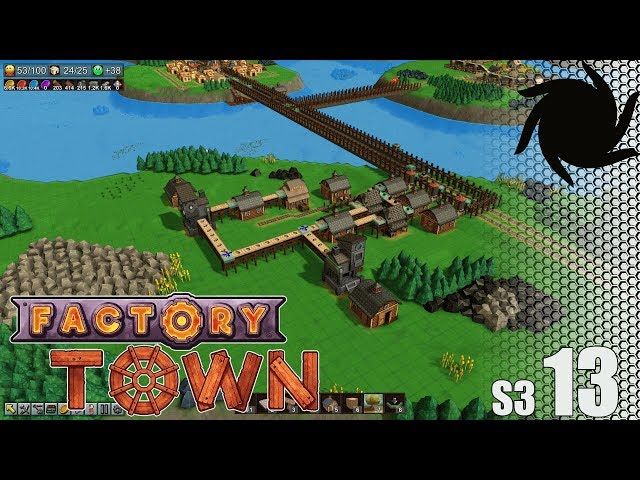 Factory Town - S03E13 - Metal Conveyor Belts