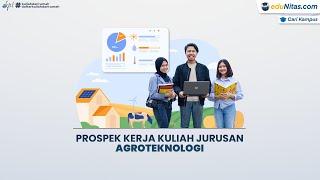 Prospek Kerja Kuliah Jurusan Agroteknologi