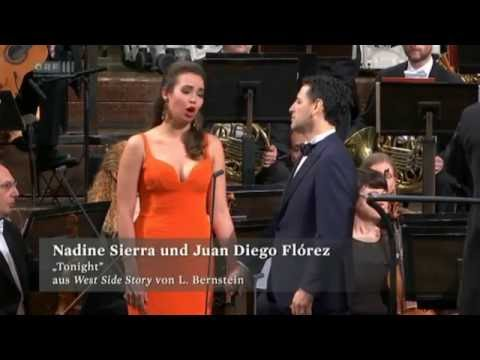 Juan Diego Florez & Nadine Sierra - Tonight (West Side Story)