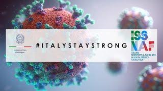 #ItalyStayStrong COVID-19 Fundraiser Event 2020