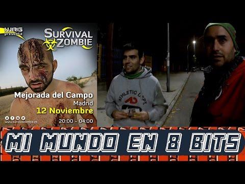 SURVIVAL ZOMBIE 82 MEJORADA DEL CAMPO MADRID - MI MUNDO EN 8 BITS