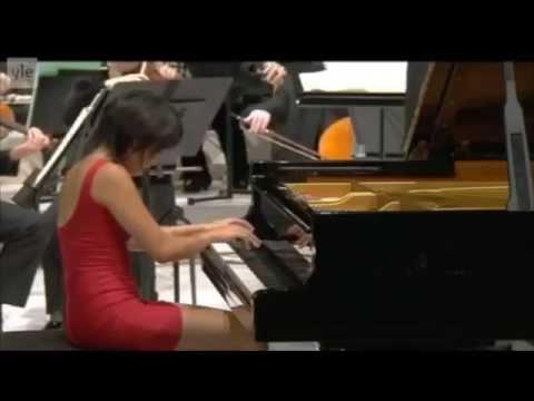 Yuja Wang plays Tchaikovsky : Piano Concerto No .1 B-flat minor, Opus 23