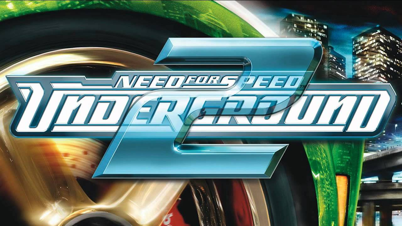 Image result for need for speed underground 2 logo