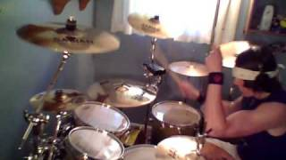 Taking Dawn - Time to Burn (Drums only)