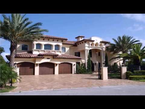 Spanish Style House Plans Designs