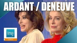 Catherine Deneuve et Fanny Ardant
