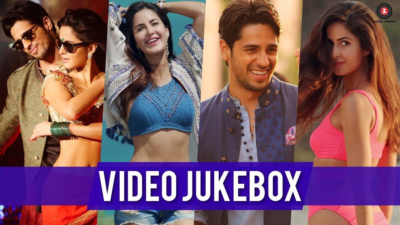 Baar Baar Dekho Full Movie All Songs Video Jukebox Sidharth