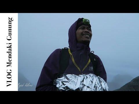 Suhu Mencecah -1 di Puncak Gunung Kinabalu | DAY 2 | VLOG #048