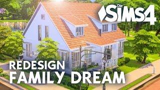 Die Sims 4 Family Dream Redesign - Let's Build zum Familien Haus(Die Sims 4 ReDesign Bau-Video mit dem modernen Family Dream Haus - Live bauen und kommentieren in Die Sims 4. Umgestaltung des Hauses mit Inhalten ..., 2016-04-28T13:00:02.000Z)