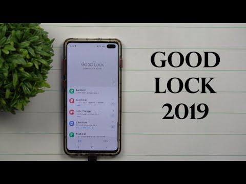 Samsung's Good Lock App - Customize And Design Your Phone