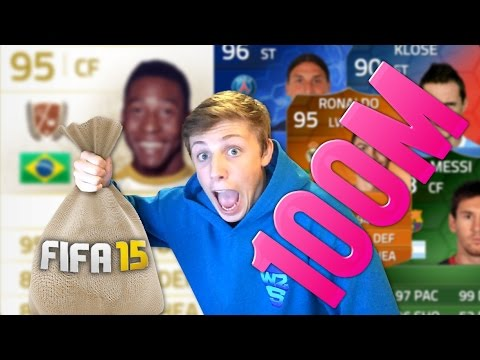 100 MILLION!! BIGGEST WAGER EVER - FIFA 14