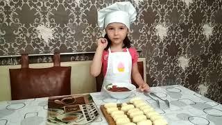 Нереально вкусно!!! Райское наслаждение!!! Эвелина готовит Баунти!!!