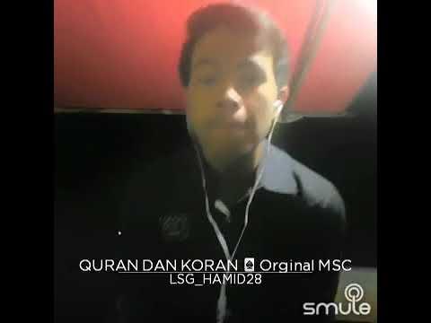 Qur'an dan koran