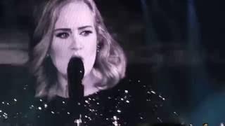 Adele live@Verona 28.5.16 -  Rumor Has It