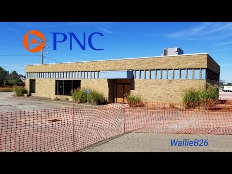 Abandoned PNC Bank Erie, Pa