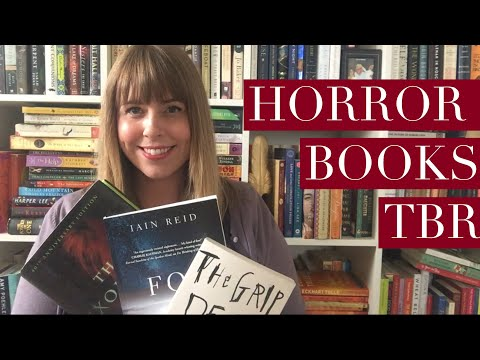 Horror Books I Want to Read by the End of the Year    #EverdayMay