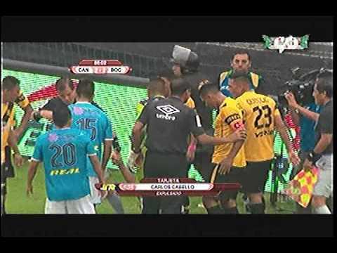 Cantolao vs La Bocana: Gol de Carlos Cabello | Final - Copa Perú 2015