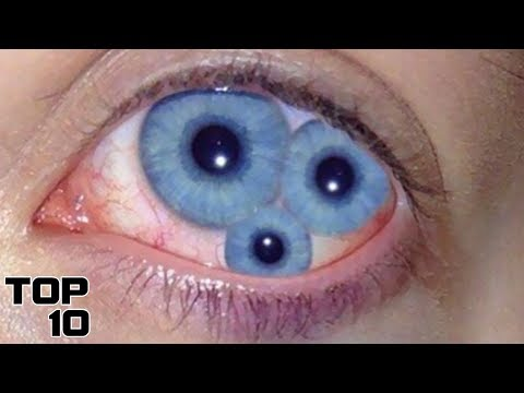 Top 10 Scary HUMAN Experiment Stories