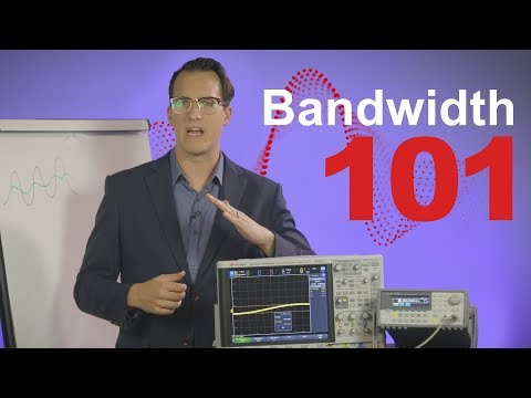Understanding Bandwidth - The #1 Test Gear Spec You Need to Know