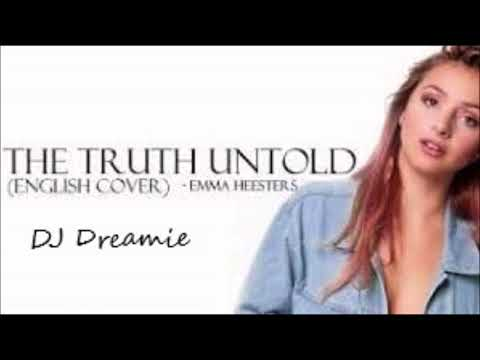 BTS The Truth Untold Feat Steve Aoki English Cover By Emma Heesters (Bachata Remix By DJ Dreamie)