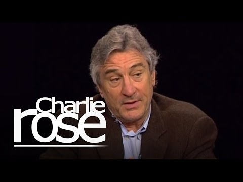 DeNiro and Damon talk to Charlie Rose | Charlie Rose