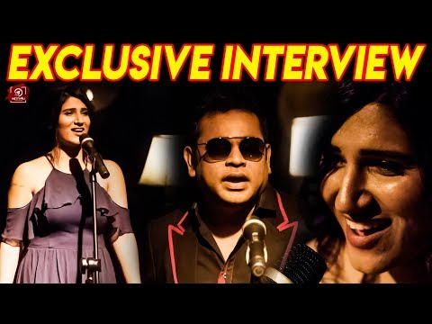 Exclusive: Singappenney Playback Singer Shashaa Tirupati Interview | Bigil | Thalapathy Vijay