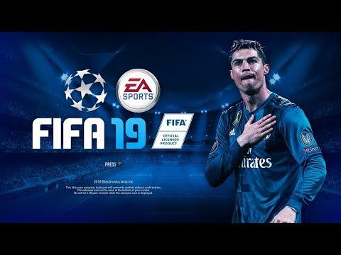 ¿CHAMPIONS LEAGUE EN FIFA 19?