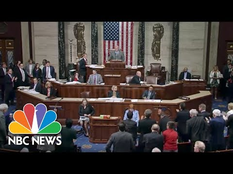 House Resolution Salutes Police, First Responders in Rep. Steve Scalise Shooting | NBC News
