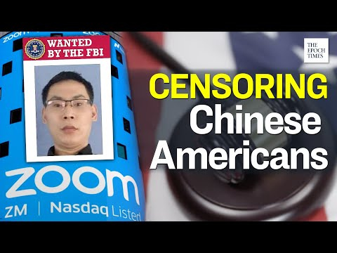 Zoom's China Employee Charged for Censoring Dissidents | Epoch News | China Insider