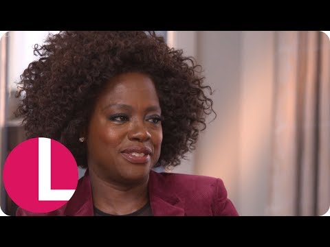 Viola Davis on Kissing Liam Neeson and Leaving a Legacy (Extended Interview) | Lorraine