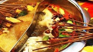"""Самое популярное блюдо сычуаньской кухни - """"мала тан"""""""