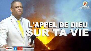 L'APPEL DE DIEU SUR TA VIE - Exode 3.1-11 | Jean-Christophe FRANCOIS-LOUISON [Culte EPEMDF 14/06/20]
