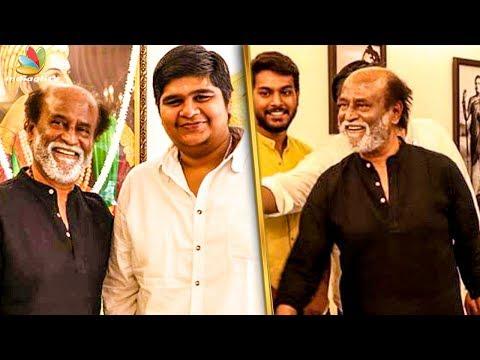 Rajinikanth Meets Mercury Team | Karthik Subbaraj, Santhosh Narayanan | Latest Tamil Cinema news