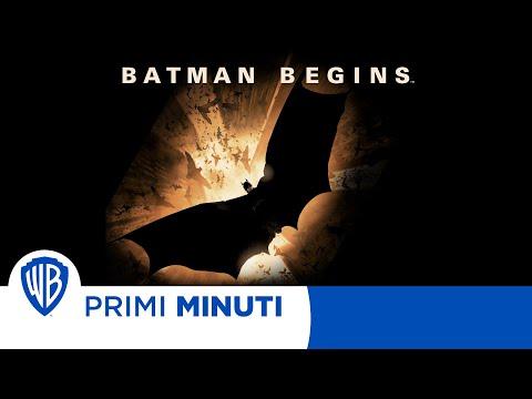 Primi Minuti | Batman Begins