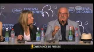 Film Festival in Cannes 2010. Press conference_01