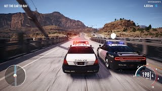 Need for Speed Payback - Police Ford Crown Victoria - Abandoned Car Location and Gameplay (2nd Time)