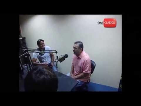 Mario Castañeda entrevista radio WQ Guayaquil